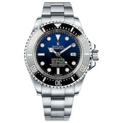 Rolex Sea-Dweller Deepsea 116660 James Cameron Automatic Watch Box and Papers