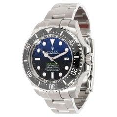 Rolex Sea-Dweller Deepsea 116660 Men's Watch in Stainless Steel