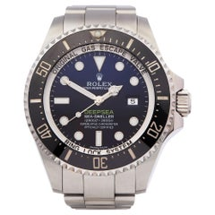 Rolex Sea Dweller Deepsea James Cameron Stainless Steel 116660