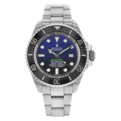Rolex Sea-Dweller Deepsea James Cameron Steel Automatic Men Watch 116660