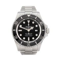 Rolex Sea-Dweller Deepsea Stainless Steel 126660 Wristwatch