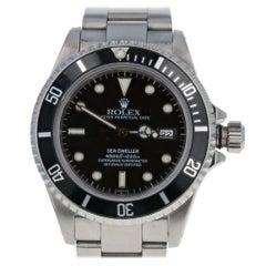 Rolex Sea-Dweller Men's Watch, Stainless Steel Automatic 2 Yr Wnty w/ Box 16600