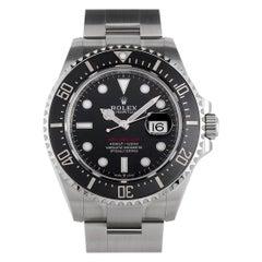 Rolex Sea-Dweller Oystersteel Watch 126600