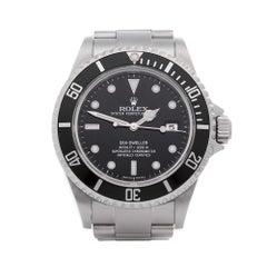 Rolex Sea Dweller Stainless Steel 16600