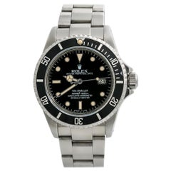 Rolex Sea-Dweller Vintage 16660 Spider Dial Men's Vintage Automatic Watch