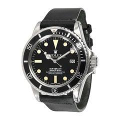 Rolex Seadweller 1665 Men's Watch in Stainless Steel