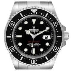 Rolex Seadweller 50th Anniversary Steel Mens Watch 126600