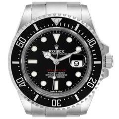 Rolex Seadweller 50th Anniversary Steel Men's Watch 126600 Unworn