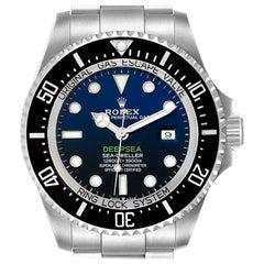 Rolex Seadweller Deepsea 44 Cameron D-Blue Men's Watch 126660 Box Card Unworn