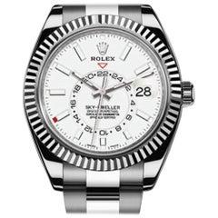 Rolex Sky-Dweller 326934, Case, Certified and Warranty