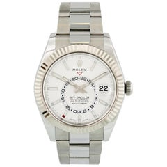 Rolex Sky Dweller 326934 Men's Watch Box and Papers
