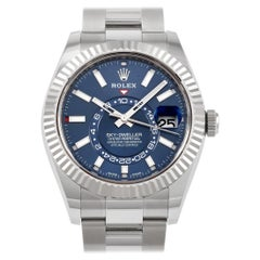 Rolex Sky-Dweller Blue Dial Watch 326934