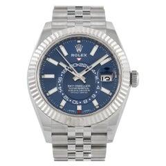Rolex Sky-Dweller Blue Dial Watch 326934