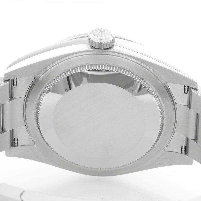 Men's Rolex Sky-Dweller Stainless Steel White Dial 326934 For Sale