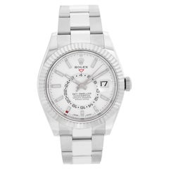 Rolex Sky-Dweller Stainless Steel White Dial 326934