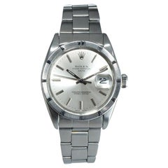 Rolex Stainless Oyster Perpetual Date Ref. 1500, late 1960's