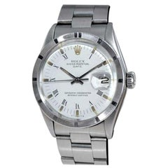 Rolex Stainless Steel Date Ref. 1501 Original Dial from 1973