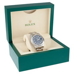 Rolex Stainless Steel Datejust II 116300 Men's Watch with Box and Papers