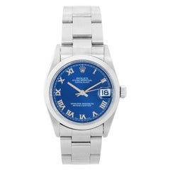 Rolex Stainless Steel Datejust Midsize Watch 78240