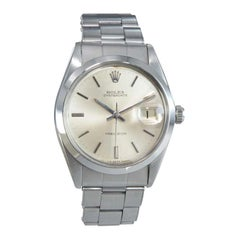 Rolex Stainless Steel Oyster Date Ref 6694 Manual Wind from 1968