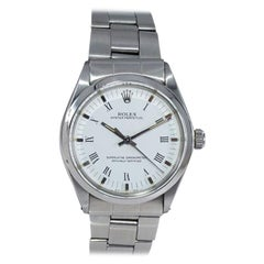 Rolex Stainless Steel Oyster Perpetual All Original from 1973