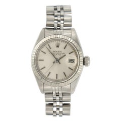 Rolex Stainless Steel Oyster Perpetual DateJust Jubilee Ladies Watch Ref# 6917