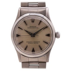 Rolex Stainless Steel Oyster Perpetual Self Winding Wristwatch Ref 6532, c1957