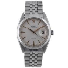 Rolex Stainless Steel Oysterdate Bracelet Manual Wristwatch, Circa 1961 Ref 6694