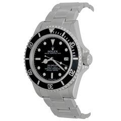 Rolex Stainless Steel Sea Dweller Oyster Perpetual Automatic Wristwatch 16600