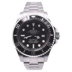 Rolex Stainless Steel Sea Dweller Watch Ref. 116660
