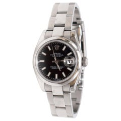 Rolex Steel Oyster Perpetual Datejust 28 Watch