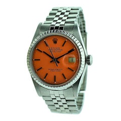 Rolex Steel Oyster Perpetual Datejust, circa 1977