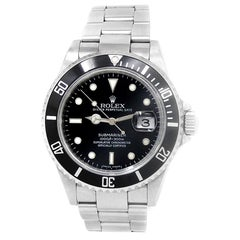 Rolex Submariner 116610, Black Dial, Certified and Warranty