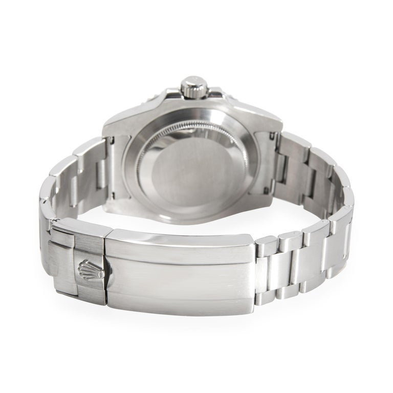 Rolex Submariner 116610 Men's Watch in Stainless Steel SKU: 109967 PRIMARY DETAILS Brand: Rolex Model: Submariner Country of Origin: Switzerland Movement Type: Mechanical: Automatic/Kinetic Year Manufactured: 2008 Year of Manufacture: 2000-2009