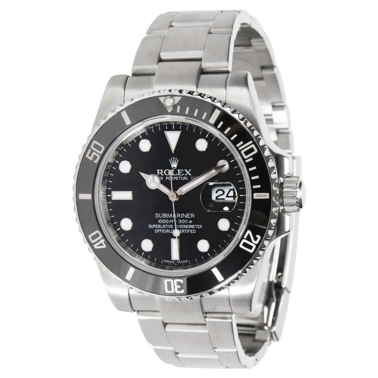 Rolex Submariner 116610 Men's Watch in Stainless Steel