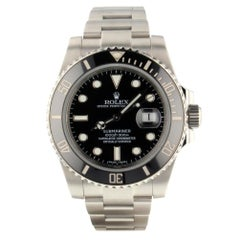 Rolex Submariner 116610LN, Black Dial, Certified and Warranty