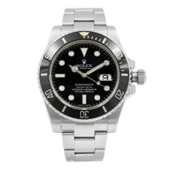 Rolex Submariner 116610LN Black Dial Stainless Steel Automatic Men's Watch