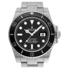 Rolex Submariner 116610LN, Silver Dial, Certified and Warranty
