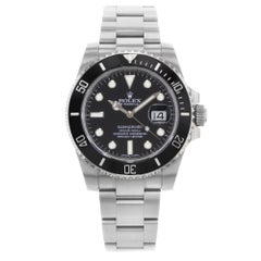 Rolex Submariner 116610LN Steel and Ceramic Automatic Men's Watch