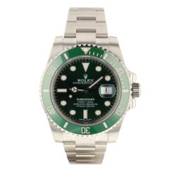 Rolex Submariner 116610LV, Case, Certified and Warranty