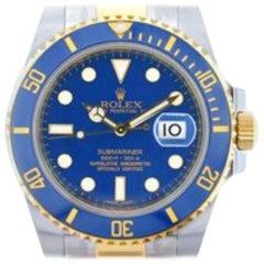 Rolex Submariner 116613, Case, Certified and Warranty