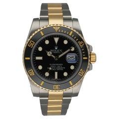 Rolex Submariner 116613 Two Tone Men's Watch