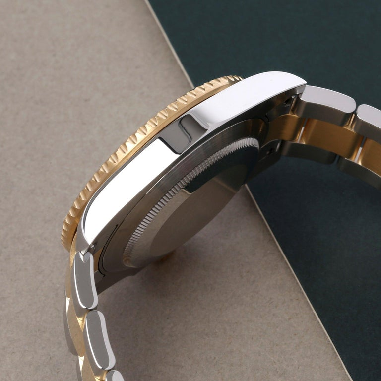 Rolex Submariner 116613LB Men's Yellow Gold & Stainless Steel Watch 2