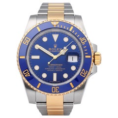 Rolex Submariner 116613LB Men's Yellow Gold & Stainless Steel Watch
