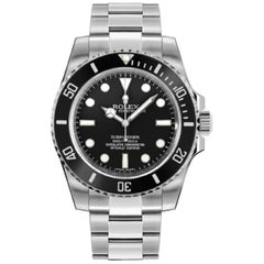 Rolex Submariner 126610LN New 2020 Black Dial Men's Watch Box and Paper