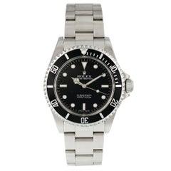 Rolex Submariner 14060M No Date Men's Watch
