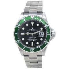 Rolex Submariner 16610, Black Dial, Certified and Warranty