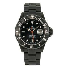 Rolex Submariner 16610, Case, Certified and Warranty