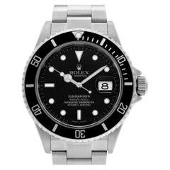 Rolex Submariner 16610, Certified and Warranty