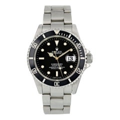 Rolex Submariner 16610 Men's Watch Box Papers